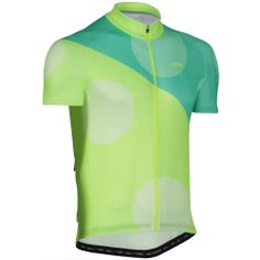 Wiggle | dhb Blok Big Punkt Short Sleeve Jersey | Short Sleeve Cycling Jerseys