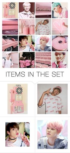 """""""""""Pink Ladies"""" // TAG"""" by niamho99 ❤ liked on Polyvore featuring art, bathroom and vintage"""