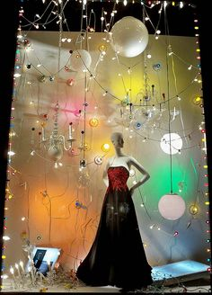 All the Lights by Viridia, Bergdorf Summer 2012