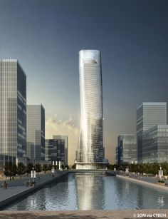 Ningbo Bank of China Headquarters - The Skyscraper Center