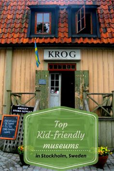 Stockholm is a great city to visit as a family and has some excellent kid-friendly museums. Here are some of our favourites, as well as tips and advice on how to visit Stockholm with kids