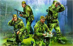 ARMATA ROSSA -  Esploratori (Razvedchiki) 1941-1943. A.Ezhov