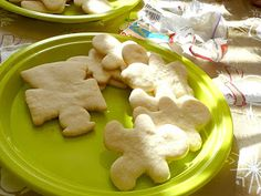 German Cut-Out Cookies (Ultimate Recipe Swap: Christmas Must-Haves) - Life As Mom