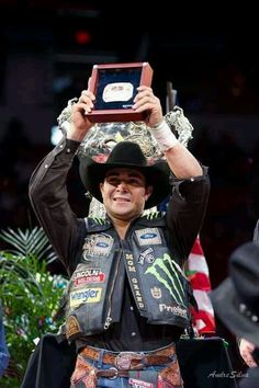 Robson Palermo wins world finals event in Las Vegas 2012