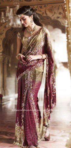 de novia del diseñador sari de la boda-Ropa de India y Pakistán-Identificación del producto:122553085-spanish.alibaba.com