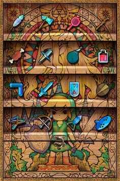 Zelda Iphone WallPaper - Last week I changed the theme of my iPhone 4, which prompted me to have a search on the net. Here's the outcome – 50+ cool iPhone wallpapers. Most of them are free for individual use. Some of them are packs for which a download link is given under the image.