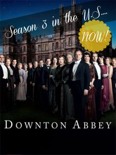 Watch Downton Abbey Season 3. Now. Links on A Golden Afternoon