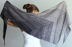 (6) Name: 'Knitting : everyday shawl