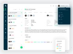UI components designed by Lucas Swierad. Connect with them on Dribbble; Web Dashboard, Dashboard Design, Ui Web, App Ui Design, Interface Design, User Interface, Design Web, Print Design, House Design
