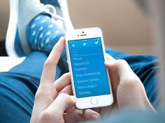 Proud - upcoming task and time management app for iPhone by Piotr Szwach!  www.useproud.com Check out and become a tester of Proud!