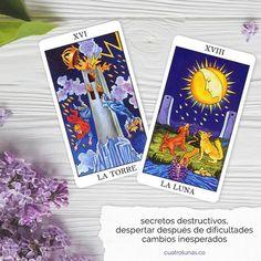 Tarot Significado, Grillz, Paganism, Tarot Cards, Wicca, Legends, Spirituality, Instagram, Crystals