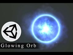 Effect Animation - Glowing Orb Effect - Unity 3D Tutorials - YouTube