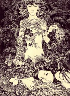 Illustration by Vania Zouravliov