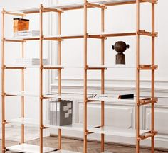 1000 images about shelves on pinterest dieter rams shelving systems and estate agents. Black Bedroom Furniture Sets. Home Design Ideas