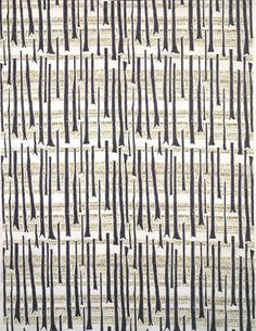 Surfacephilia: Onto textiles.yes textiles. Name your favourite textile designer. Textile Patterns, Textile Design, Fabric Design, Print Patterns, Lucienne Day, Century Textiles, Surface Pattern Design, Vintage Textiles, Abstract Pattern