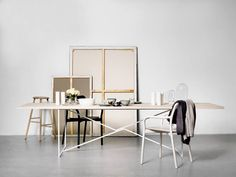 Minimalist and Graphic Furniture by MA/U Studio - NordicDesign