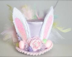 "Image result for ""easter hat"" feathers"