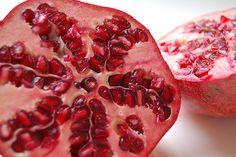 Pomegranate jewels