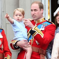 11 Times Prince William Proved He's an Adorable Dad