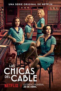Las Chicas Del Cable é a nova série da Netflx, e a primera temporada já está disponível. É uma série femina e feminista. Veja porque assistir.