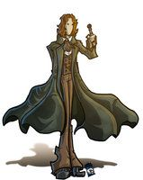 The Eighth Doctor by joefreakinrocks