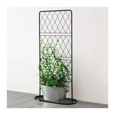 BARSÖ Espalier med bunnplate  - IKEA. 298,- pr/stk. Til photo booth med blomsterbakgrunn?