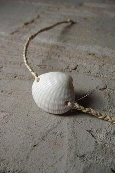 seashell bracelet!
