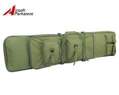 120cm Tactical Military Hunting Rifle Gun Shotgun Carry Case Bag Backpack OliveD