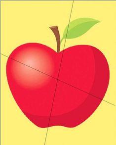 Preschool Apple Theme, Preschool Colors, Preschool Crafts, Crafts For Kids, Body Parts Preschool Activities, Montessori Activities, Kindergarten Activities, Puzzles, Backyard Games