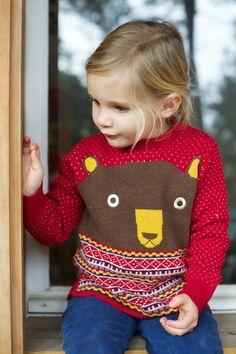 Tootsa MacGinty Bear Sweatshirt