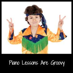 Wacky Wednesday Piano Lessons---incorporate on first week back to school??