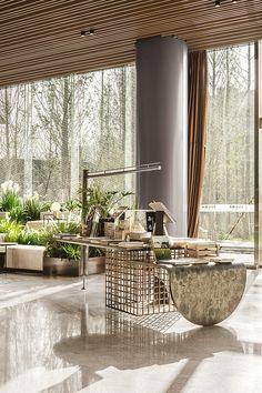 「大理·拾叁月」丨城市记忆再创作,打造文旅新IP - 原创作品 - 站酷(ZCOOL) Sales Center, Clawfoot Bathtub, Modern Decor, Kitchen Design, Condo, Villa, Patio, Living Room, Chair