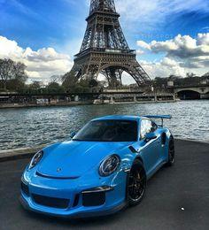 Special... simply special - Porsche 911 GT3 RS