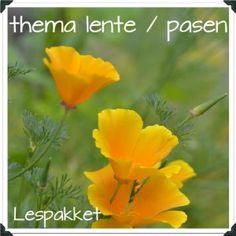 thema lente / pasen - Lespakket