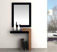 Resultado de imagen de consolas muebles minimalistas