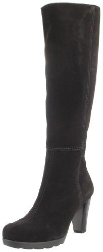 I love my boots, they are comfortable and feel of good quality. I got them in smoke suede. They go great with skirts, skinny jean or tights. Live in Cali, so don't have to worry about lots of rain.