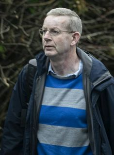 Man who murdered his wife and toddler daughter gets day release from prison to attend college - Frank Mc Cann on his way to a college course in Ballyfermot on Day release from Arbour Hill Jail
