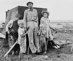 On the road since marriage, thirteen years ago. Migrations to Texas ranchland, cotton  wheat, New Mexico cotton  timber, Idaho peas  potatoes, Colorado wheat, hops  apples. Dorethea Lange June 1930