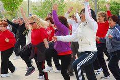 Tener una vida activa favorece la realización de ejercicio físico por parte de las mujeres ancianas