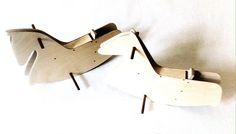 Rocking Horse - Eco-friendly Toy - Wood Toy