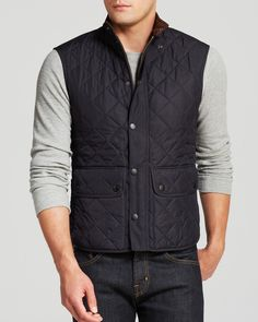 Barbour Fortnum Regular Fit Quilted Jacket Clothes In