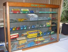 Talk Model Toys: Dinky Toys 75 th. anniversary part 1.