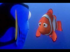Finding Nemo: First Day of school - YouTube