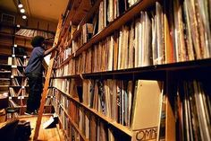 Questlove and his record collection