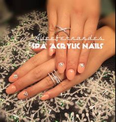 Acrylic nails-p