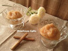 Comilonas Lights: Compota de manzana en panificadora
