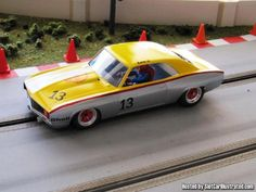 Pony Wars - Race #3 - Glenlivet Hills International Raceway - Slot Car Illustrated Forum