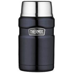 Thermos Stainless Steel King Food Jar Blue 24 oz. SK3020MBTRI4