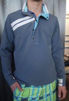 Sligo windbreaker $110 from Gotstyle Menswear.
