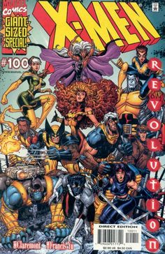 35 X-Men Covers With Too Many Mutants - Comic Book Resources